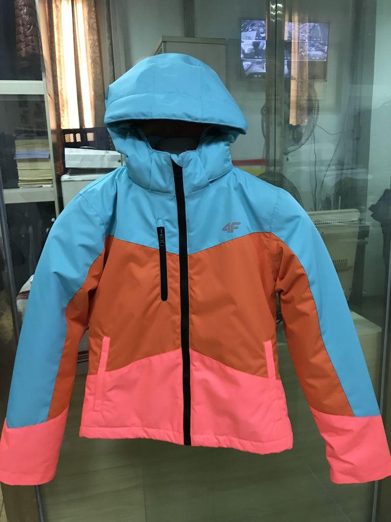Kids ski jacket snow outerwear windproof waterproof jacket