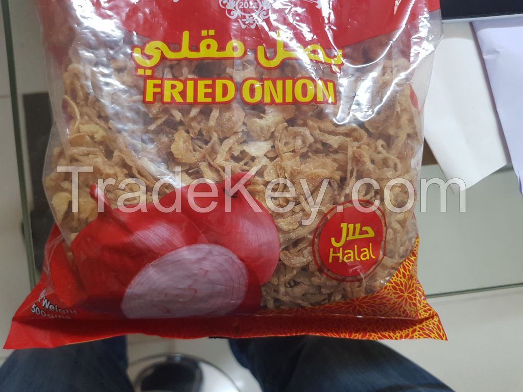 Sell fried onion