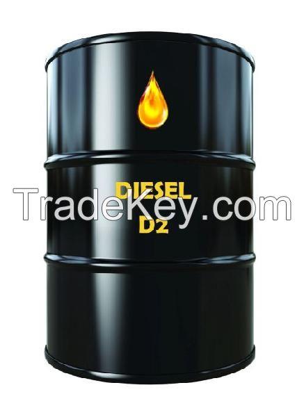 Diesel D2 Russian Gasoil L-0.2-62 Gost 305-82
