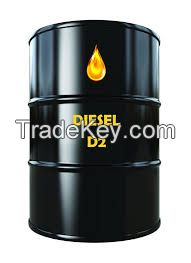 RUSSIAN GAS OIL Diesel D2 0.2/62, GOST 305-82