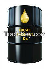 RUSSIAN VIRGIN D6 FUEL OIL