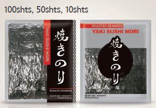 Yaki Sushi Nori (roasted seaweed)