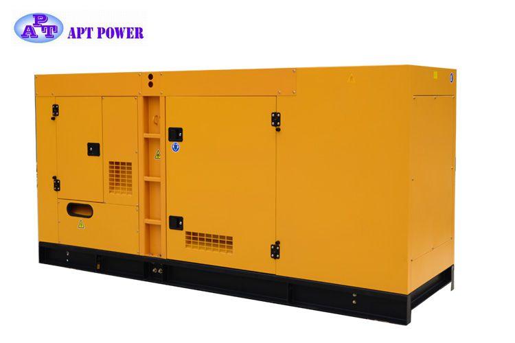 150kVA Silent Type Perkins Diesel Generator 120kW  50Hz with Stamford Alternator