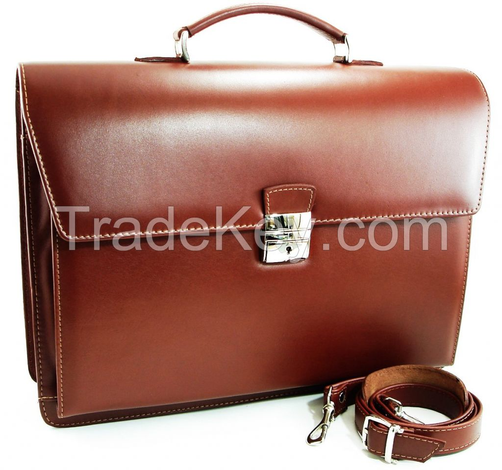 Leather Office bag Laptop Bag