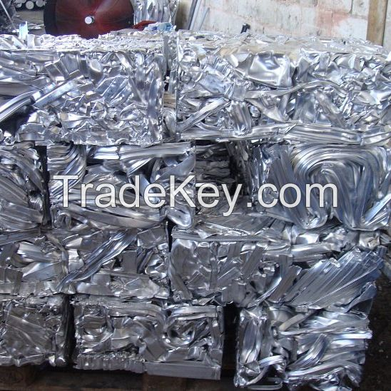 New Aluminum UBC Scrap for sale-Pure 99.9% Aluminum Scrap 6063