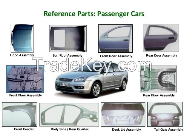 Auto Parts / Vehicle Body Parts