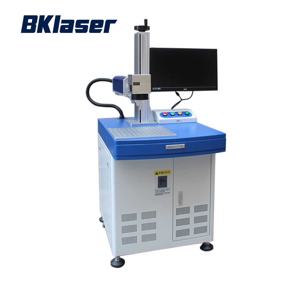20w 30w 50w fiber laser marking machine for metal plastic