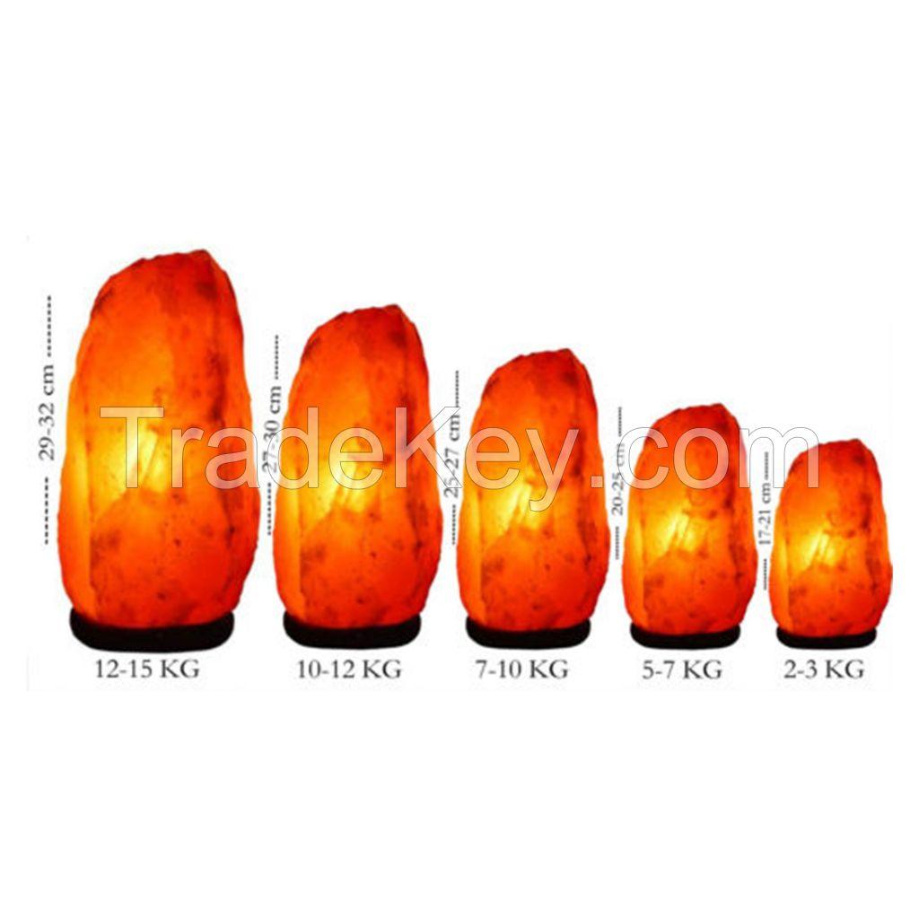 Himalayan Natural Rock Salt Lamps
