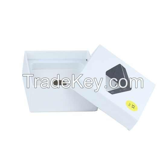 Lid And Base Box For Power Bank