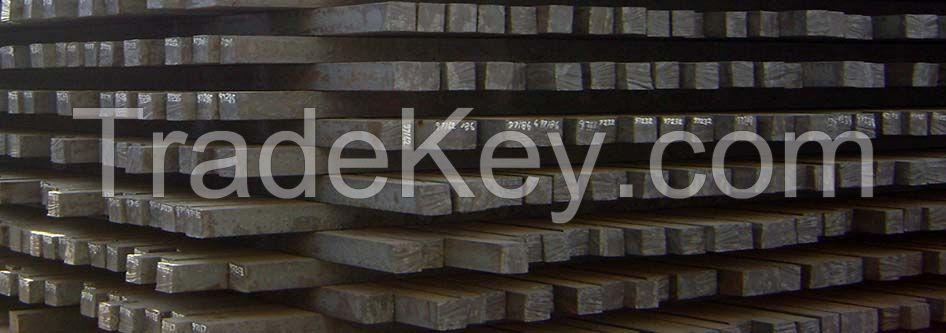 Steel Billets By Al-Oula Steel Manufacturing Company, Kuwait