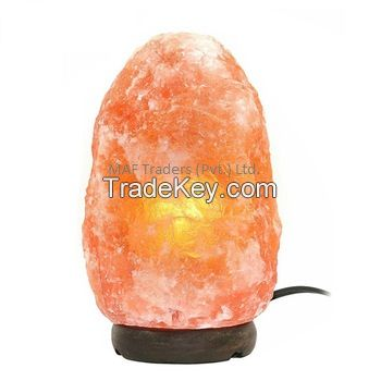 We supply Natural/Crafted Himalayan Salt Lamps