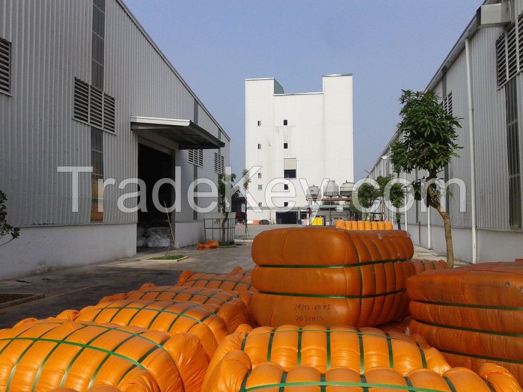 3D-20D HCS polyester fiber A grade