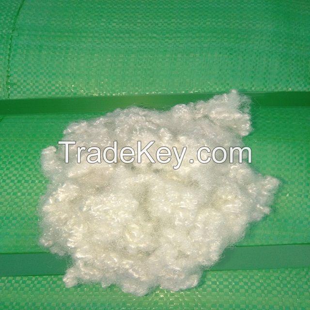 15D HCS polyester fiber A grade