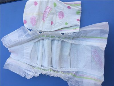 Economic diaper comfortable hot selling disposable baby diapers