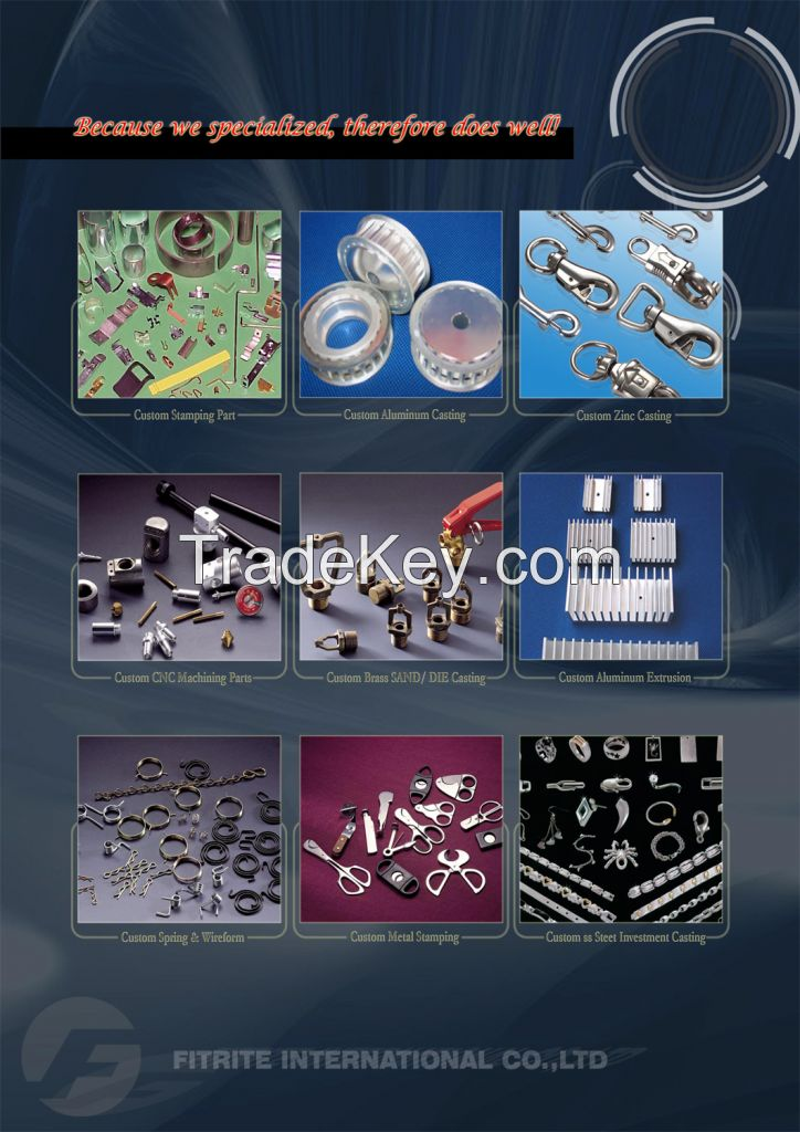 your best source of Custom Metal Fabrication in China