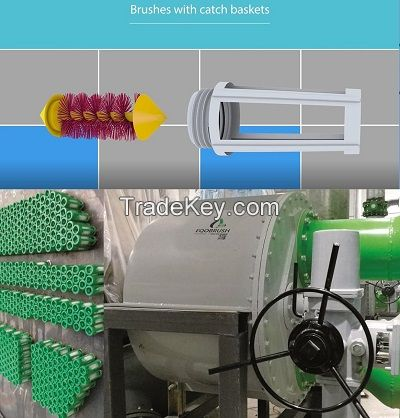 Eqobrush Automatic Tube Cleaning System