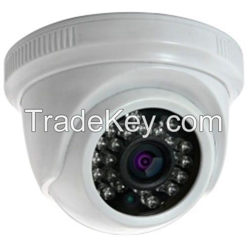 CCTV camera security plastic dome