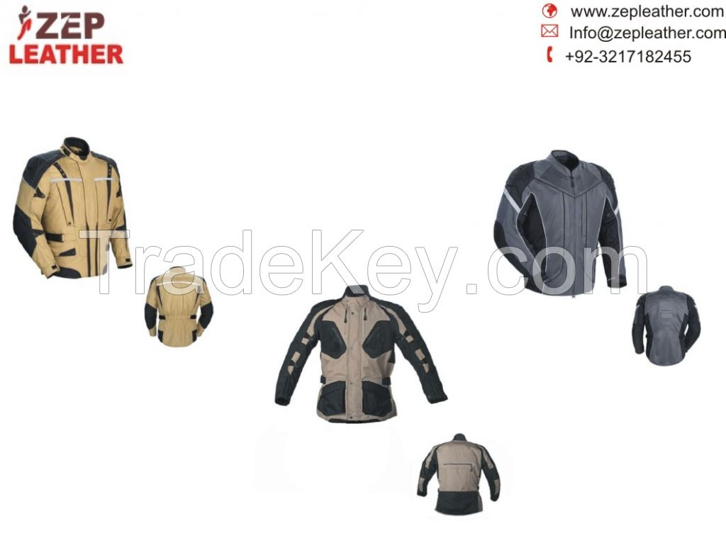 Best Quality Custom Made Cordura Motorcycle Jackets for Riders/ Motorbike 600D Cordura on road Jackets/racing jacket