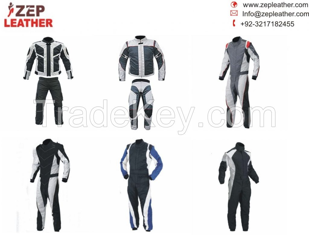 Custom made Men Motorbike Cordura Suit/Textile Waterproof 600D Cordura Suit Racing Cardura Suit