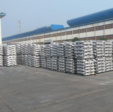 Products Name: Aluminum Ingot99.7%