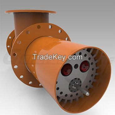 Sell split type industrial burner