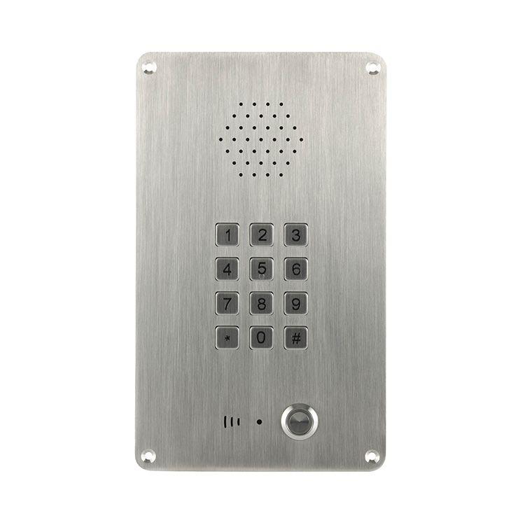 Handsfree Rugged Door Phone for Clean Room