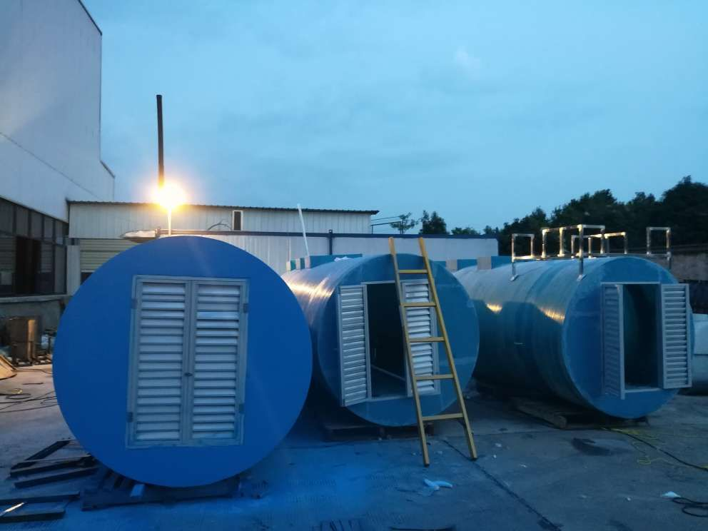 Wholesale price Wastewater Treatment Plant For domestic and commercial use