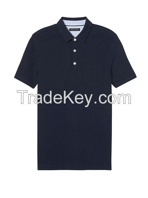 Basic Cotton Combed Polo