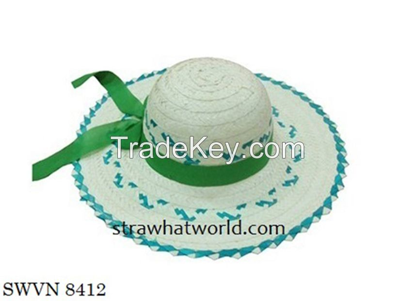 Lady's Hat Factory Price, Lady's Hat for Promotion, Lady's Hat Vietnam