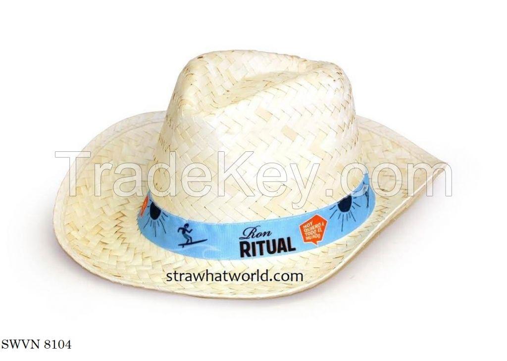 Straw Hat Vietnam, Men's Hat Vietnam, Panama Straw Hat