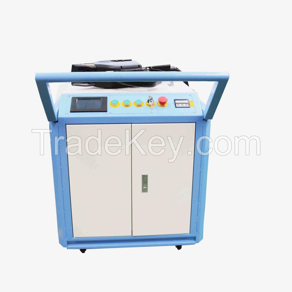 60 W Portable Laser Cleanning Deruster Machine