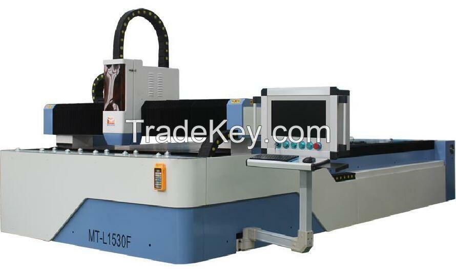 500W Fiber Metal Cutting Machine 1500 3000 Stainless Steel Cut, Metal Cut
