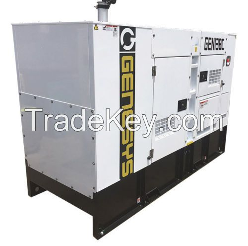 Generator  138kVA 3 Phase 125, 000W PRIME - 6 CYL DIESEL WATER COOLED