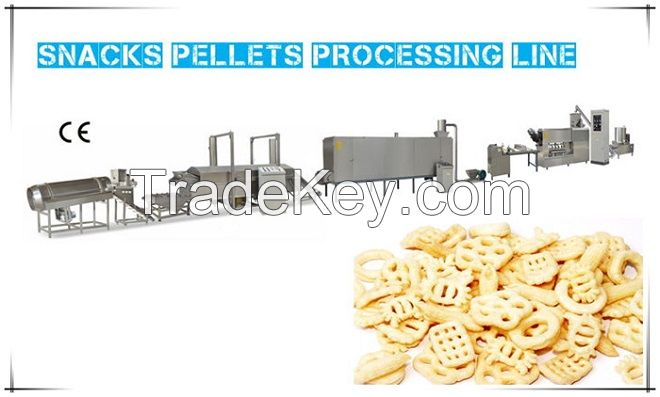 Snacks Pellet Making Machine