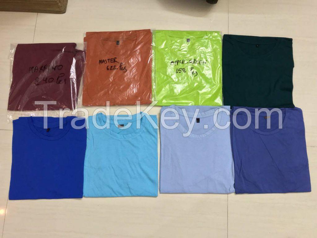 100% cotton Tshirt, Polo Shirt