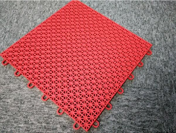 Interlocking Sports Tiles