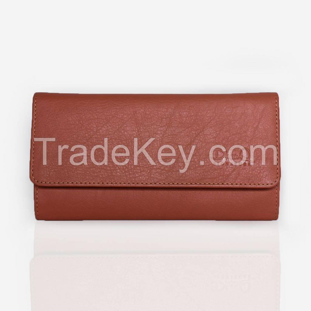 Leather Wallet for Jewelry