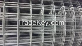 Welded Wire Mesh/Galvanized Welded Wire Mesh