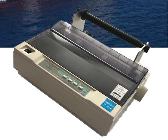 NKG900 Printer Replacement GMDSS NKG950