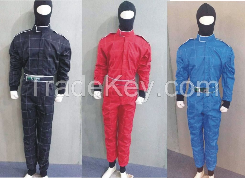 Go Kart Race Suit  Apparels