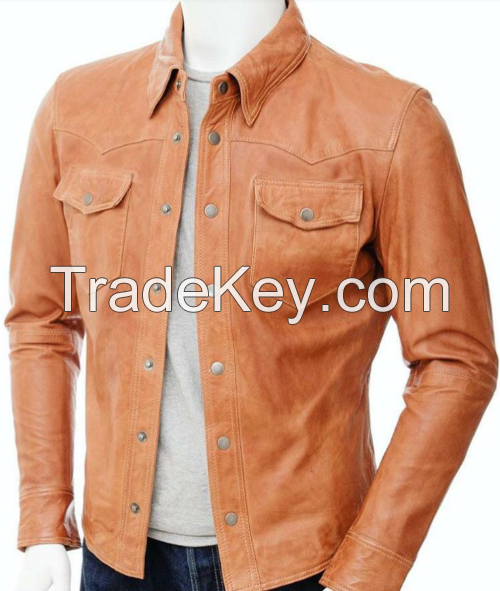 Sell offer on Top quality Winter Leather Jacket