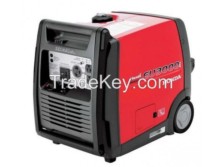 Honda EU3000i Handi 2600 Watt Portable Inverter Generator CARB