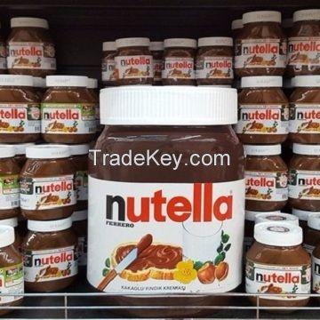 FERRERO NUTELLA 750G CHOCOLATE FROM ITALY