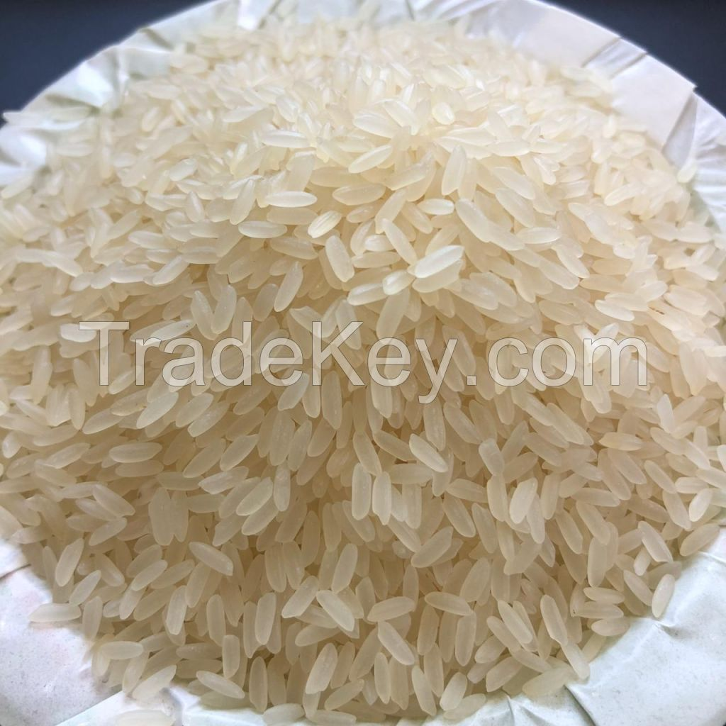 IR-64 Golden Sella Rice, Medium-Grain Rice White Ir 64 Parboiled Rice, Packaging Type: PP Bag, Packaging Size: 25 Kg