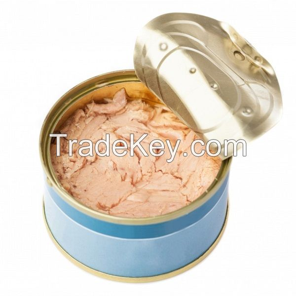 Canned Tuna in Vegetable Oil 140g 160g 170g 185g For Sale