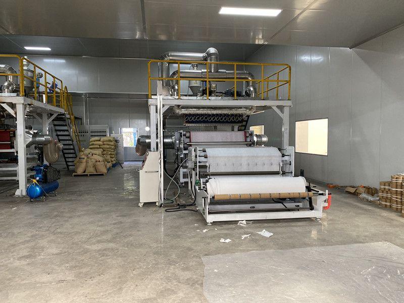 Non Woven Fabric Making Machines