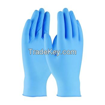 medical for hospital equipment latex nitrile disposable gloves