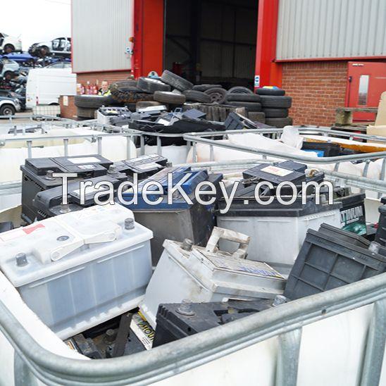 Lead battery scrap/used car battery scrap/Drained Lead-Acid Battery, Drained Lead Acid Battery Scrap,
