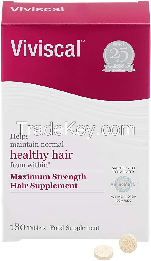 Viviscal Hair Growth Programme 30 Tablets For sale very affordable