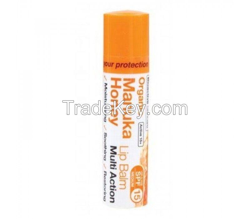 Dr Organic Manuka Honey Lip Balm 5.7ml Discount Offer